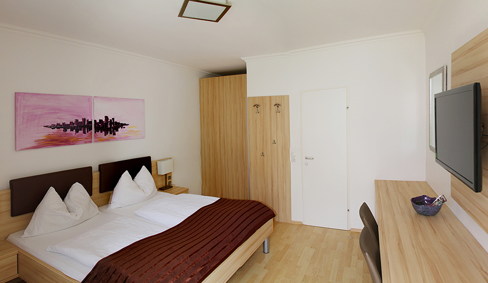 Zimmer 1 Gästehaus Gerlinde Podersdorf am See