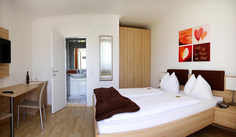 Zimmer 3 Gästehaus Gerlinde Podersdorf am See
