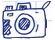 Icon Fotoapparat Urlaub Podersdorf