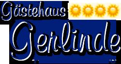 Gästehaus Gerlinde Logo