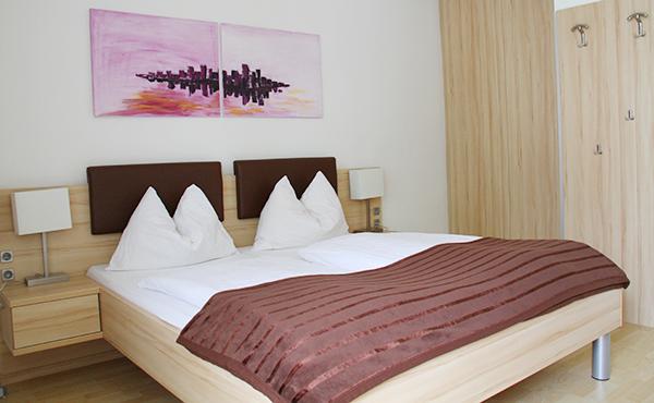 Zimmer im Gästehaus Gerlinde